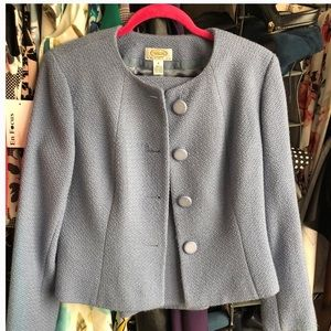 Talbot suit baby bluish Gray